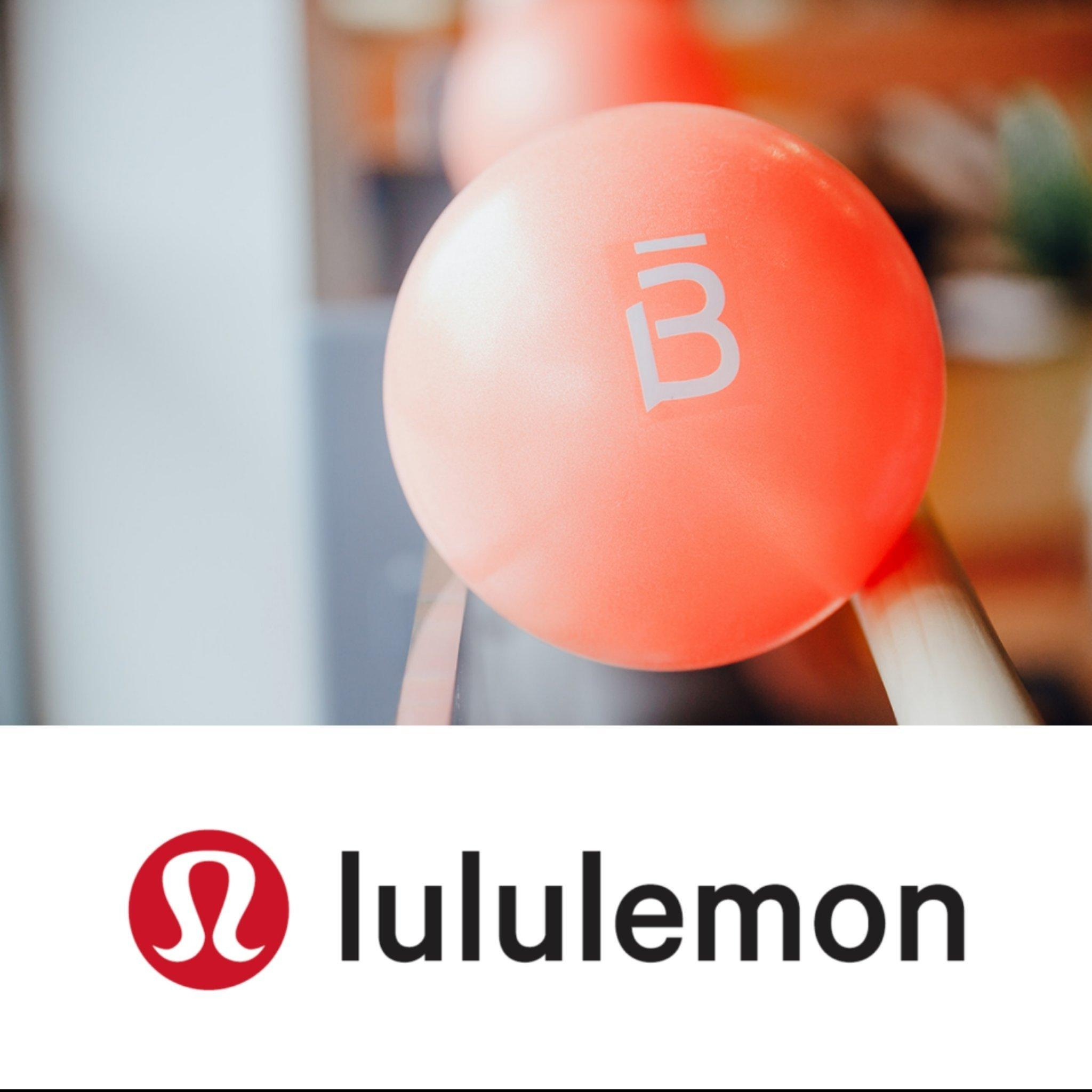 Eugene Barre3 + Lululemon Pop-Up